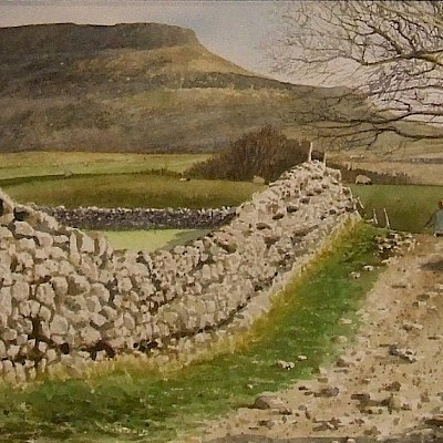 Into the Dales
